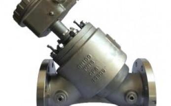 DV series piston type numerical control valve