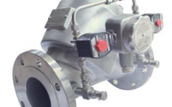 FV series piston type electro-hydraulic valve